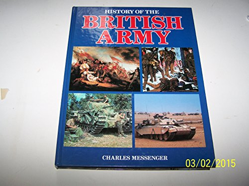 History of the British Army: Mesenger. Charles.