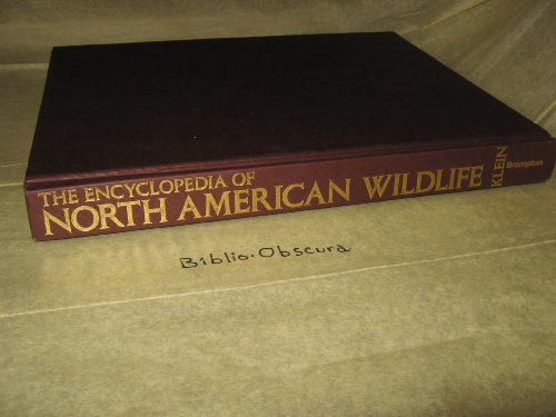 The Encyclopedia of North American Wildlife: Stanley Klein