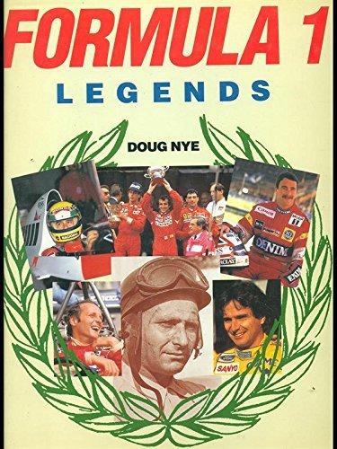 9781858410623: Formula 1 Legends