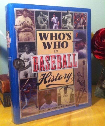 Who's who in baseball history: Johnson, Lloyd &