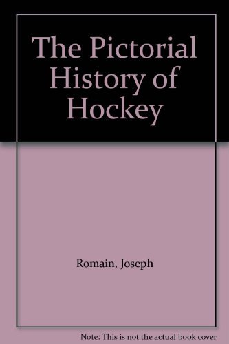 9781858411224: The Pictorial History of Hockey
