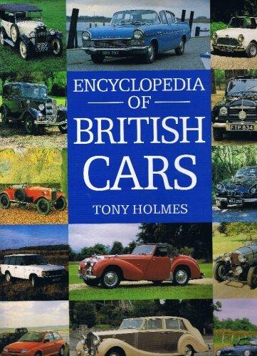 9781858411866: ENCYCLOPEDIA OF BRITISH CARS