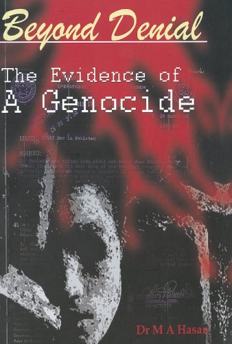 9781858453798: Beyond Denial: The Evidence of a Genocide