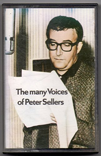 9781858485270: Many Voices of Peter Sellers (EMI Comedy Classics)