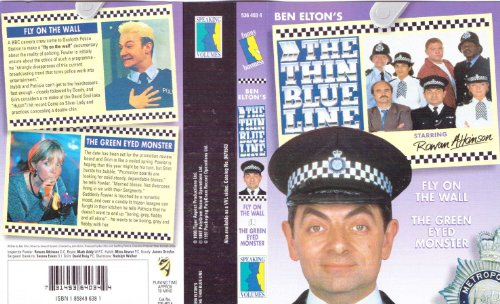 9781858496382: Thin Blue Line: Fly on the Wall / The Green Eyed Monster