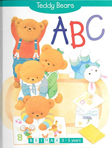 Teddy Bears: ABC (1858540917) by Ricketts, Ann; Ricketts, Michael
