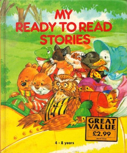 9781858541341: My Ready to Read Stories