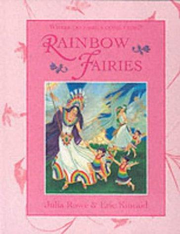 9781858541709: Rainbow Fairies (Where do fairies come from?)