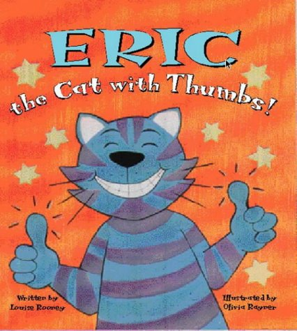 9781858543529: Eric the Cat with Thumbs! (Lifestyle, Nature & Architecture)
