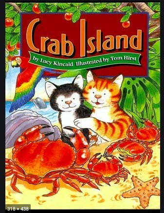 Crab Island: Kincaid, Lucy