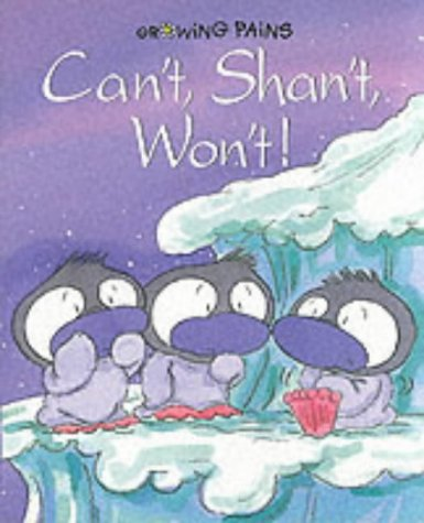 Can't, Shan't, Won't (Growing Pains): Gill Davies