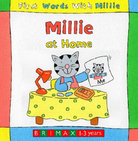 9781858545080: Milly at Home (First Words with Millie)