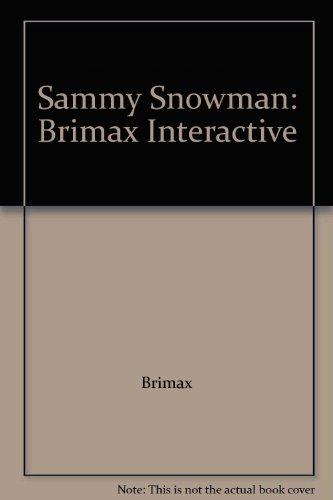 Sammy Snowman: Brimax Interactive