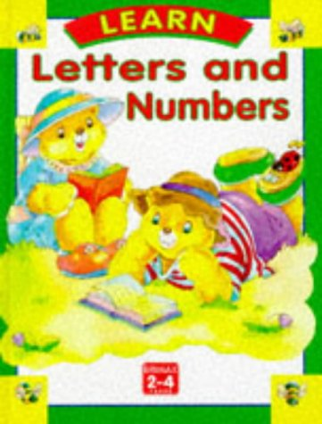 Learn Letters and Numbers (9781858545707) by Lucy Kincaid