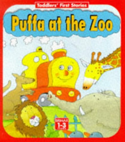 9781858546735: Puffa at the Zoo (Puffa Board Books)