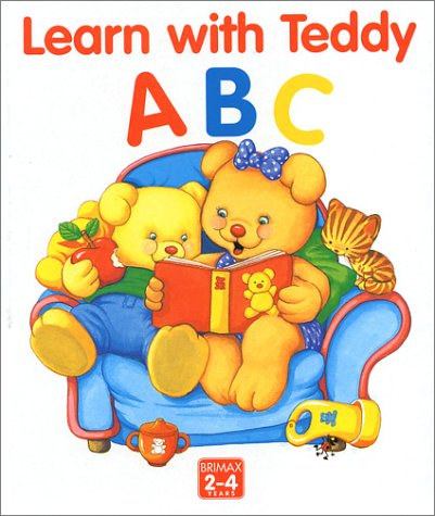 Learn with Teddy ABC: Marjorie Rogers