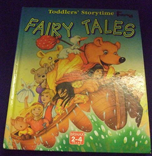 9781858548081: Fairytales (Toddlers'Storytime)
