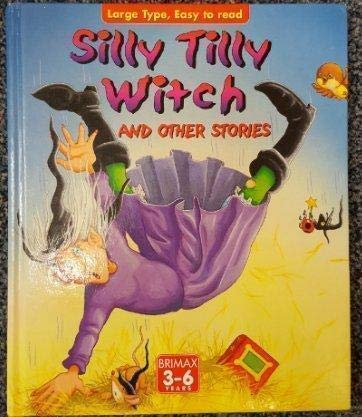 9781858548258: Silly Tilly Witch (Now I can read)