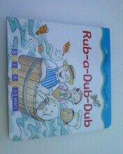 Rub-a-dub-dub (Baby's First Nursery Rhymes): Brimax Publishing Ltd.