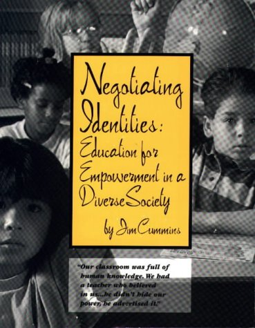 9781858560779: Negotiating Identities: Education for Empowerment in a Diverse Society
