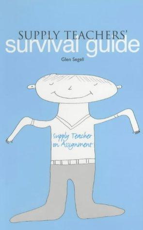 9781858562810: Supply Teachers' Survival Guide