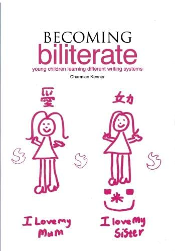 9781858563190: Becoming Biliterate: Young Children Learning Different Writing Systems