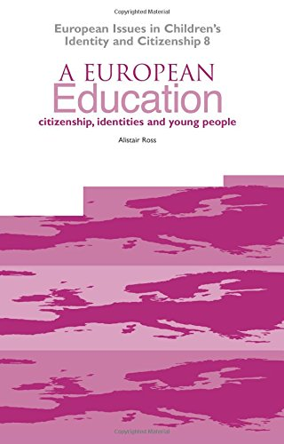 A European Education: Citizenship, Identities and Young People: Ross, Alistair