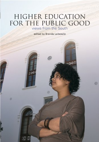 9781858565217: Higher Education for the Public Good: Views From the South