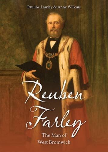 9781858585451: Reuben Farley: The Man of West Bromwich