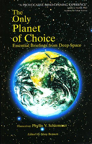 Only Planet of Choice: Flagher Beach; Phyllis V. Schlemmer