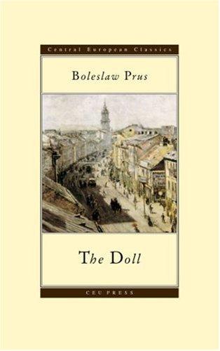 9781858660653: The Doll (Central European Classics)