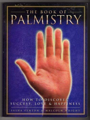 9781858681733: The Book of Palmistry