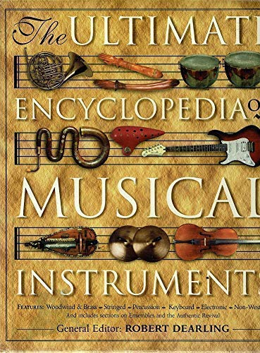 9781858681856: The Ultimate Encyclopedia of Musical Instruments