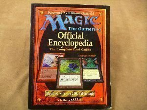 9781858682402: Magic - The Gathering: Official Encyclopedia - The Complete Card Guide