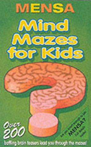 9781858683133: Mensa Mind Mazes for Kids