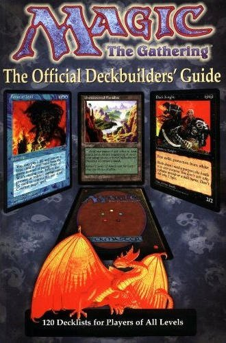 9781858684284: Official Magic: The Gathering Deckbuilders' Guide