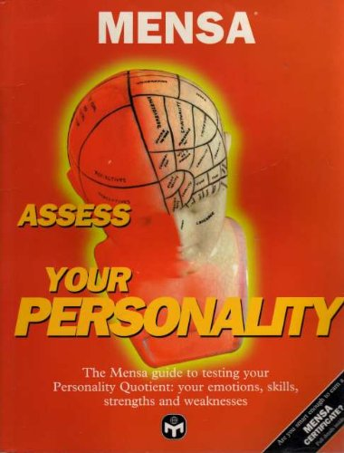 9781858684680: Mensa Assess Your Personality