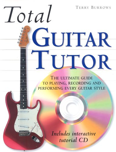 9781858684864: Total Guitar Tutor