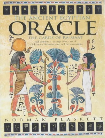 9781858685281: The Egyptian Oracle