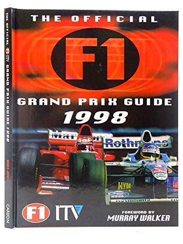 The Official Formula One Grand Prix Guide 1998