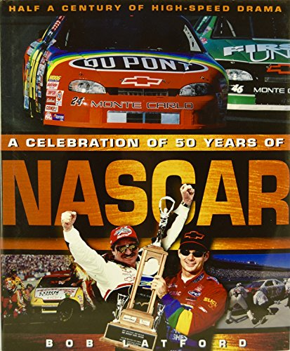 9781858685519: A Celebration of 50 Years of Nascar