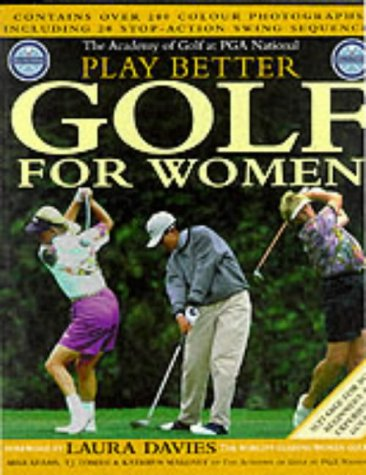 9781858686356: PGA Play Better Golf for Women