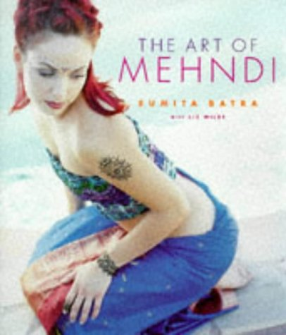 9781858686554: Art of Mehndi