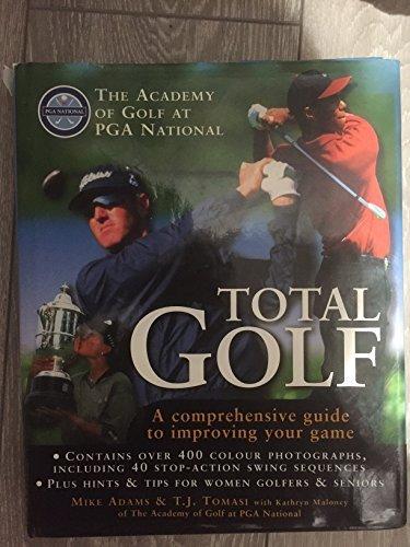 9781858687322: Total Golf (PGA National)