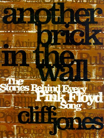Another Brick In The Wall: Jones, Cliff