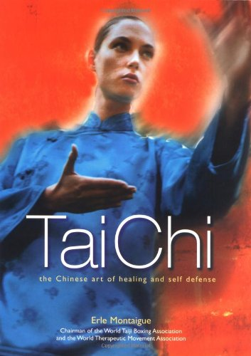 9781858688688: Tai Chi:Chinese Art Of Healing And Self Defense