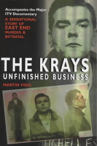 9781858689258: Krays Unfinished Business