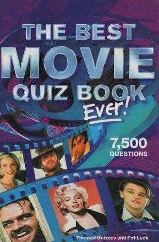 9781858689487: Best Movie Quiz Book Ever