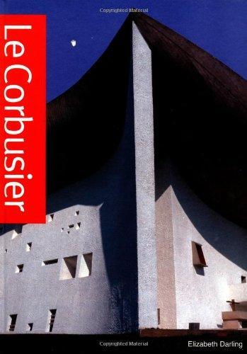 9781858689630: Le Corbusier (Design Monograph)