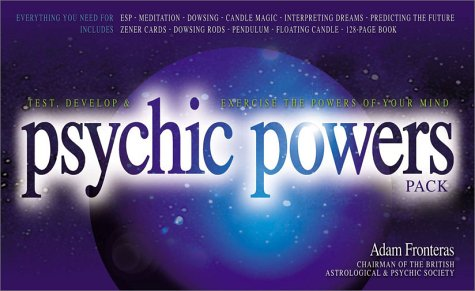 9781858689968: Psychic Powers Pack